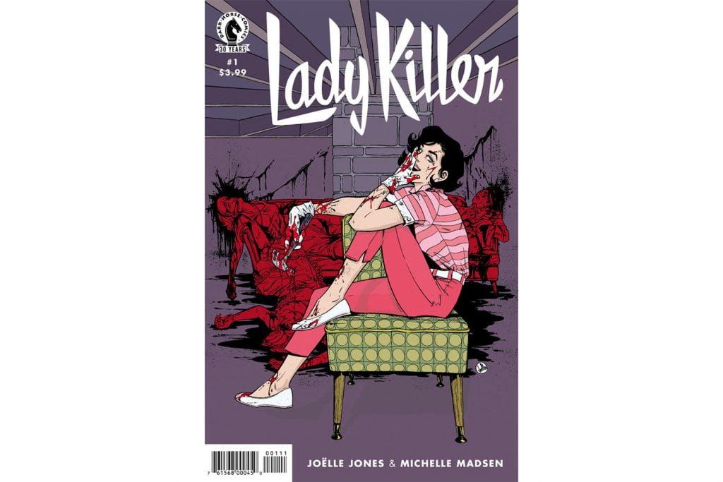 Cover image via Dark Horse Comics, Inc.