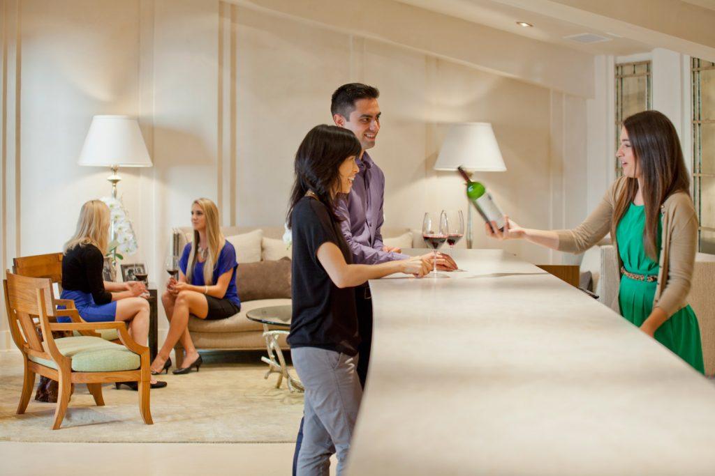 Photo courtesy of Opus One Winery
