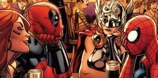 comic book bromance