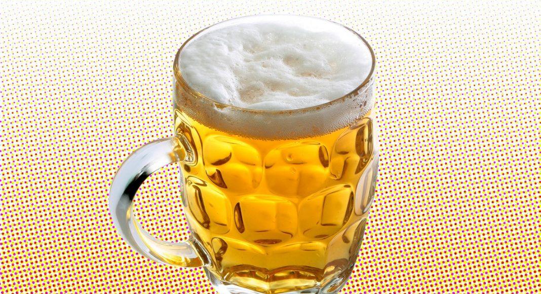 at-home beer bar