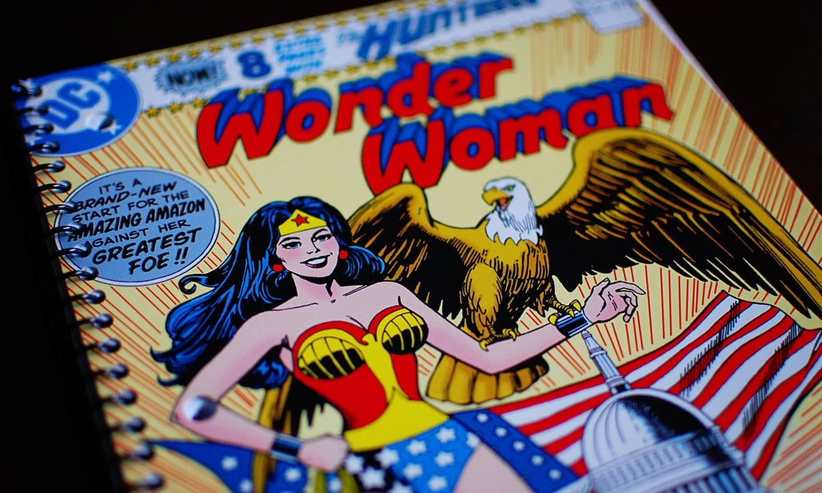 The Creator Of Wonder Woman