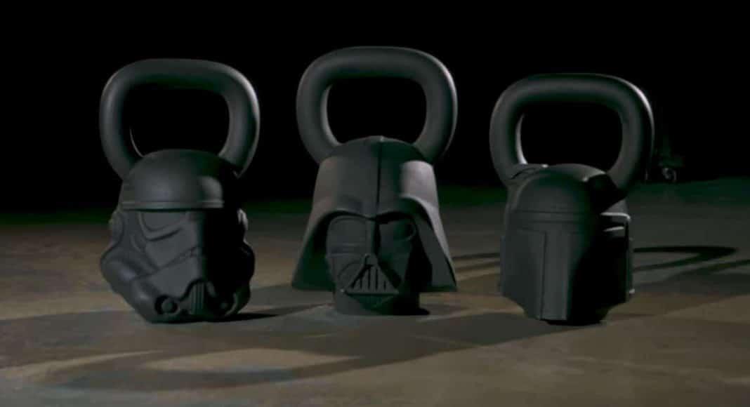 'Star Wars' Gym Gear