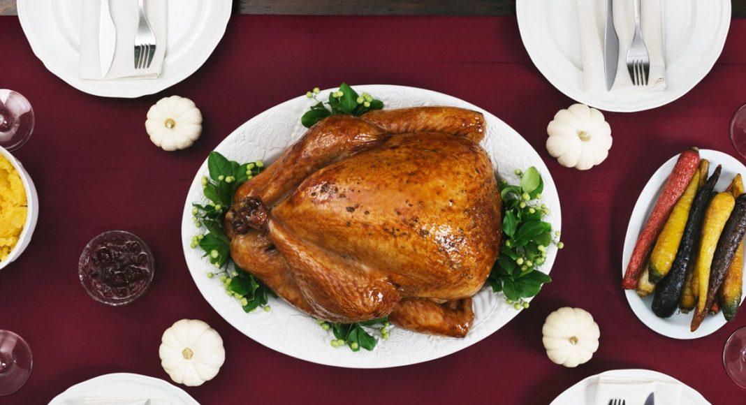 Dry Brine A Turkey