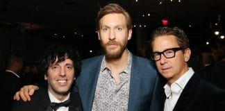 That Time Calvin Harris Grew A Beard So People Would Take Him Seriously