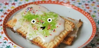 Cannabis Pop Tarts For Your Morning Sweet Tooth