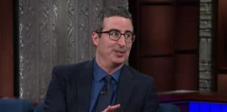 John Oliver Says He's Worried For Meghan Markle And Here's Why