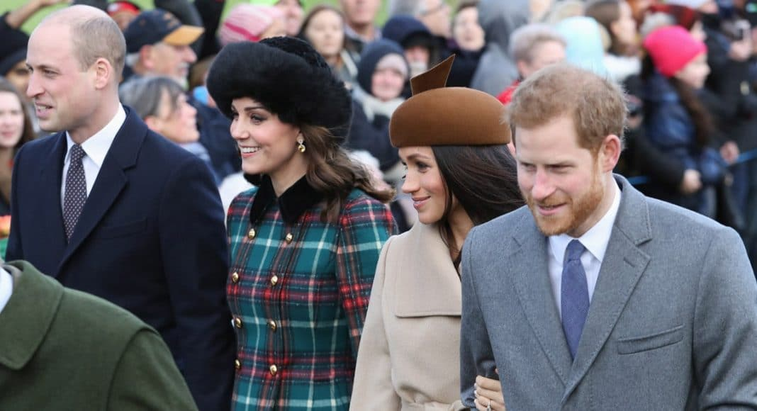 Meghan Markle Named Most Attractive British Royal