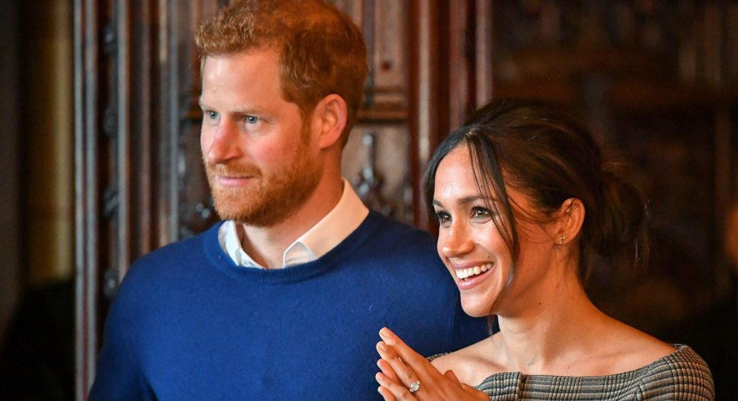 Meghan And Harry's Lifetime Movie