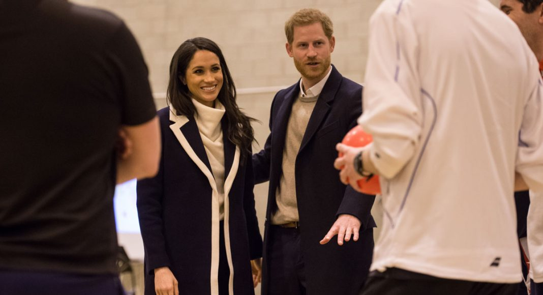 Prince Harry And Meghan Markle Want Girls To Break Gender Stereotypes