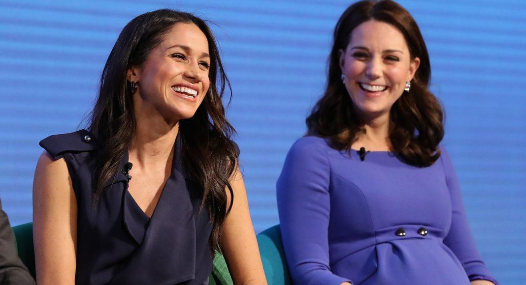 Kate Middleton Gives Fashion Advice To Meghan Markle