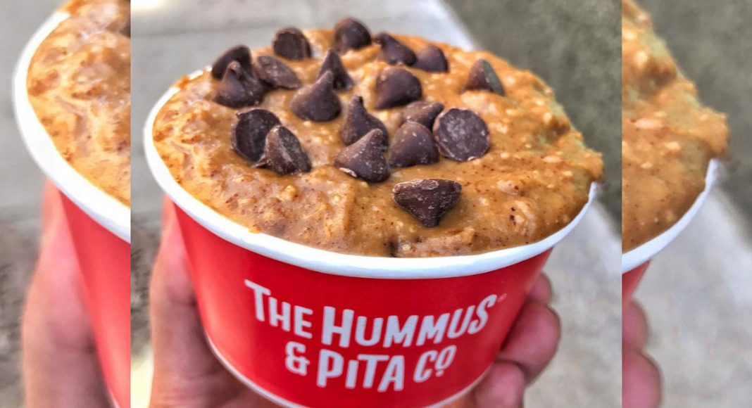 Are Hummus Shakes The Next Big Vegan Dessert?