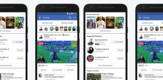 Facebook Launches A Hub For Gaming Content
