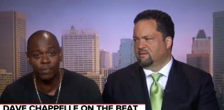How Ben Jealous And Dave Chappelle Are Fighting For Weed Legalization