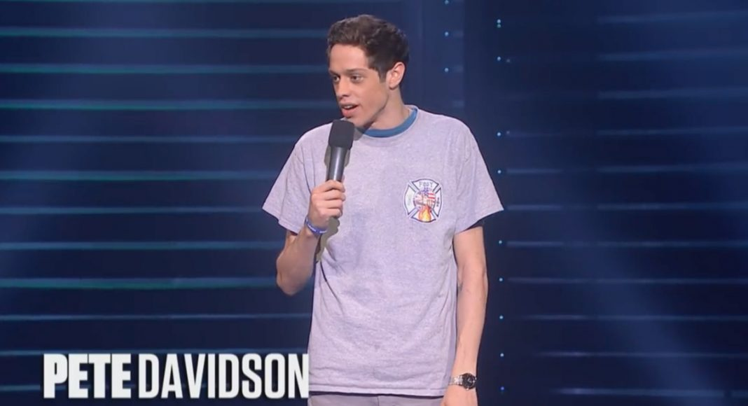 Watch: Pete Davidson Blasts Anti-Weed Commercials