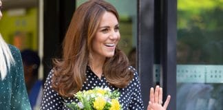 kate middleton upstaged victorias secret model